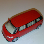 Welly 2001 Volkswagen Microbus Die-cast model